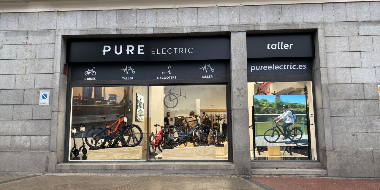 La firma especializada en micromovilidad Pure Electric llega a España