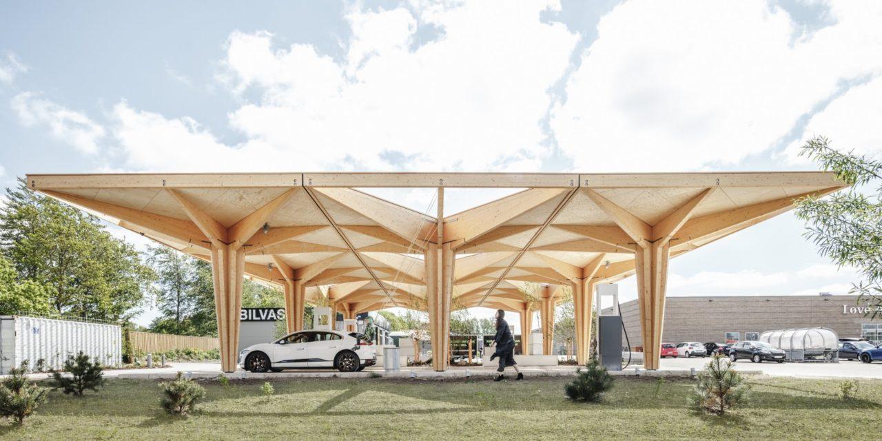 Dinamarca estrena un nuevo concepto de estación de carga ultrarrápida