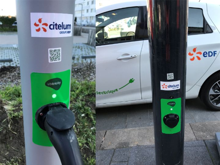 Recarga de coches eléctricos gracias a la red de alumbrado público