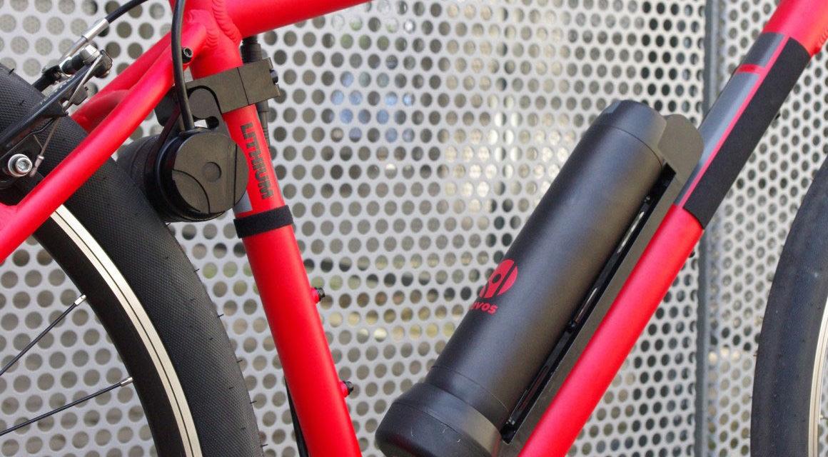 Revos, un kit para convertir cualquier bicicleta en eléctrica