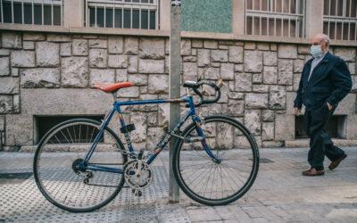 Amigos de lo ajeno: robos de bicicletas en València