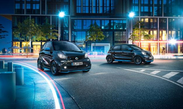 Smart lanza su servicio de 'carsharing' eléctrico para empresas