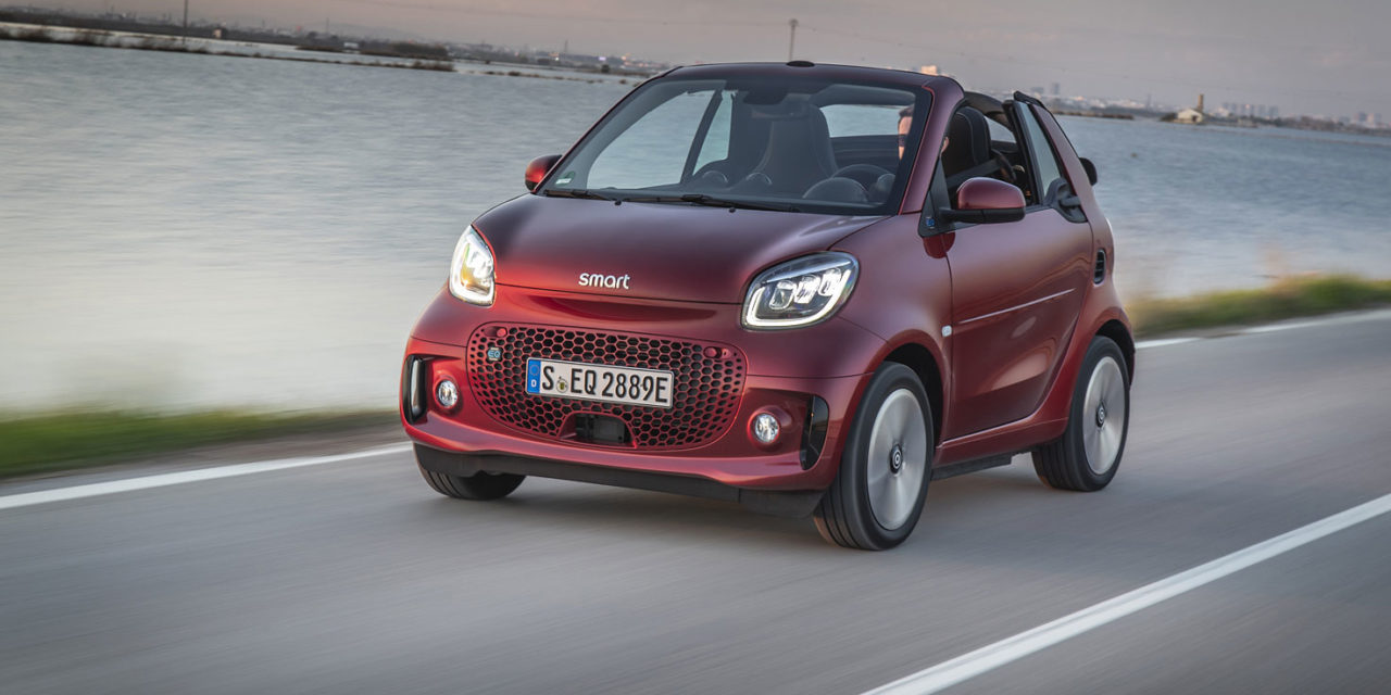 Smart presenta su nueva generación totalmente eléctrica