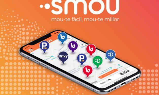Barcelona presenta Smou, su propia 'app' de movilidad