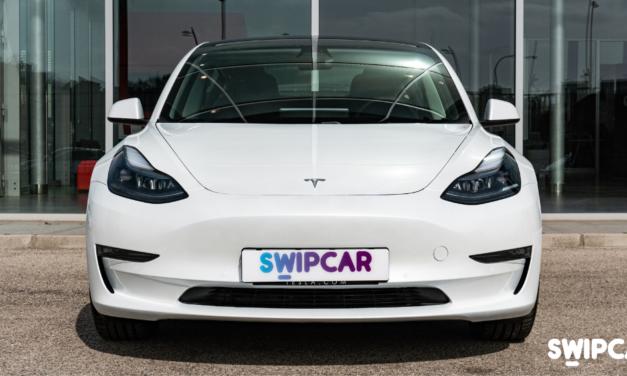 Swipcar ofrece coches de renting eléctricos para todos