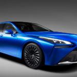 Toyota presenta la segunda generación de su vehículo de pila de combustible