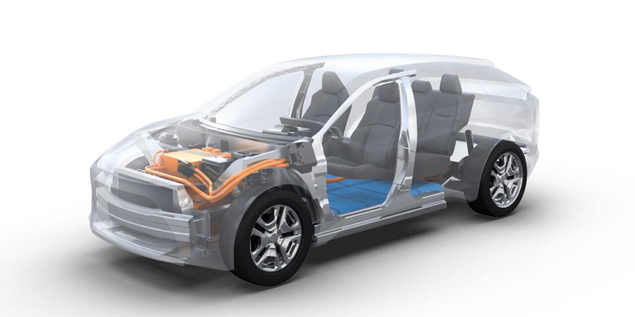 Novedades en el grupo Toyota: nuevo SUV medio 100% eléctrico y cambio en la filosofía de diseño de Lexus