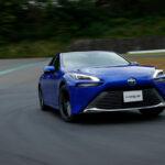 Toyota presenta la segunda generación del Mirai, su berlina eléctrica de pila de combustible