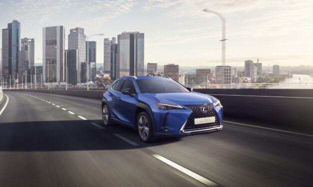 Lexus UX 300e, primer vehículo premium totalmente eléctrico 'made in Japan'
