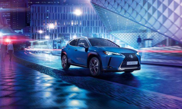 Lexus presenta el UX 300E, su primer coche 100% eléctrico