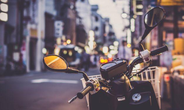 2019, el año en el que se disparó la matriculación de motos eléctricas