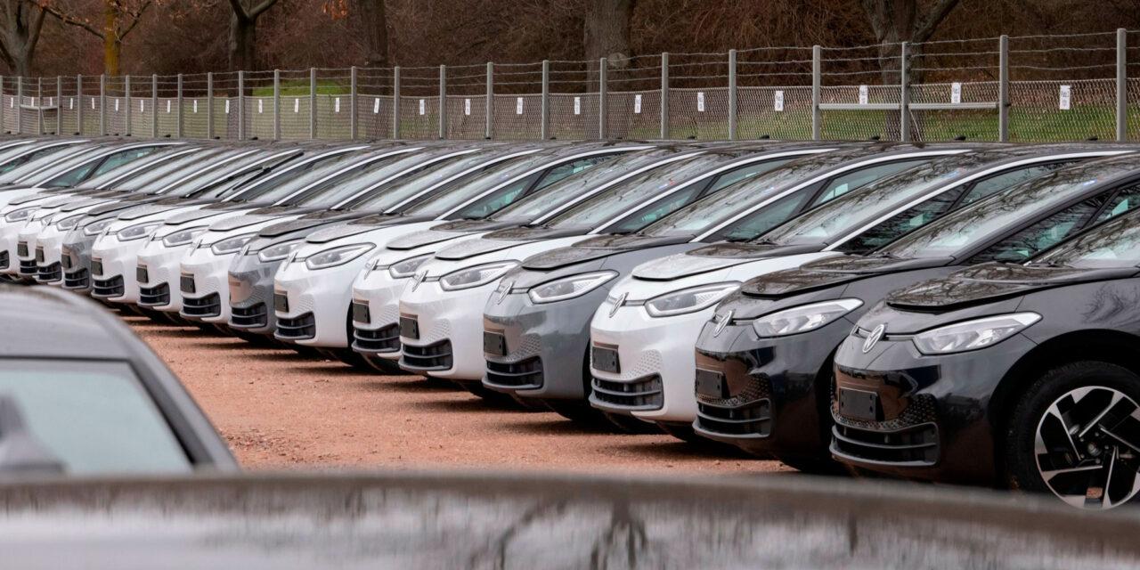 Las ventas mundiales de coches eléctricos se dispararon un 41 % en 2020