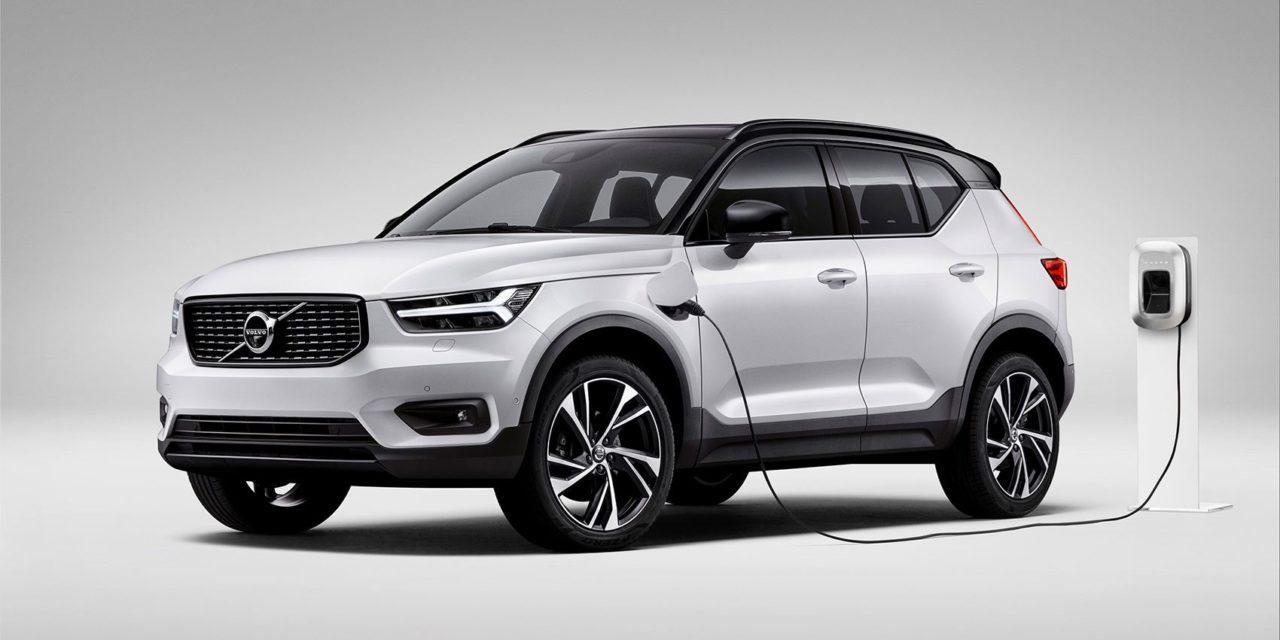 Volvo anuncia la versión eléctrica del SUV compacto XC40 como uno de los más seguros