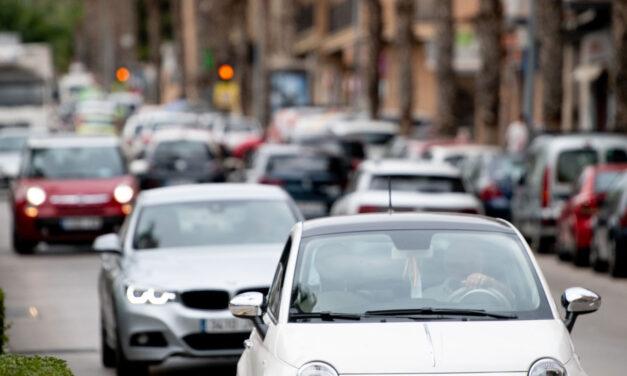 La pandemia dispara el uso de vehículos particulares, bicicletas y patinetes