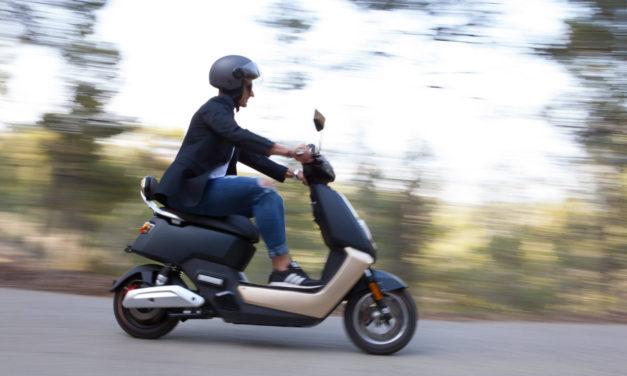 La matriculación de motos cae un 9 % en 2020 con las 'mejores' cifras en la automoción
