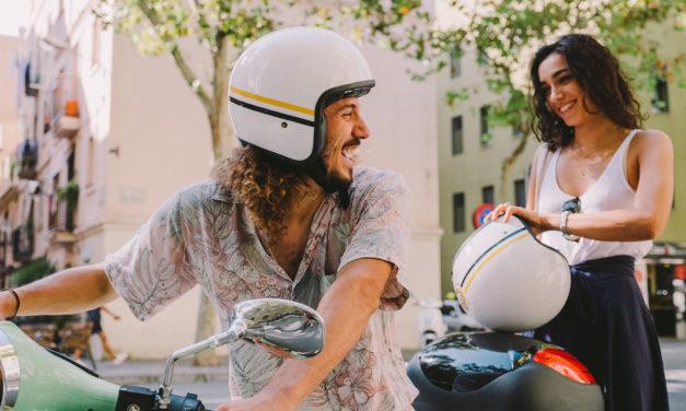 La empresa de motosharing Yego incrementa su flota de motos eléctricas en Valencia