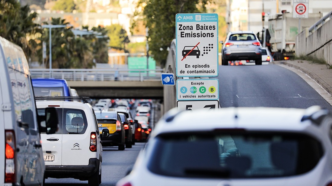 Presentan la nueva guía técnica para implantar las zonas de bajas emisiones